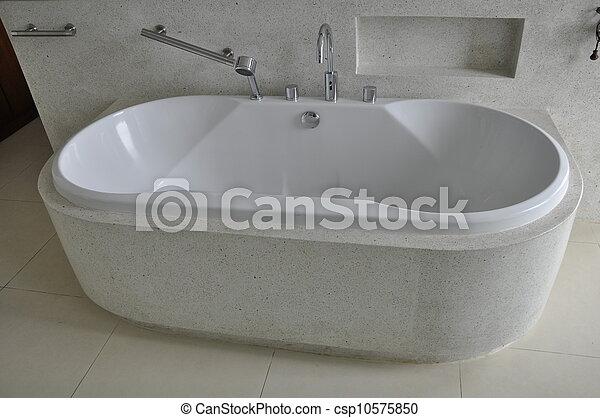 Bath Tub - csp10575850
