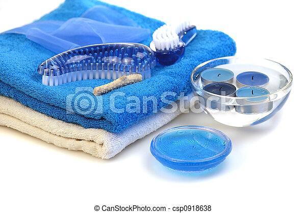 blue spa - csp0918638