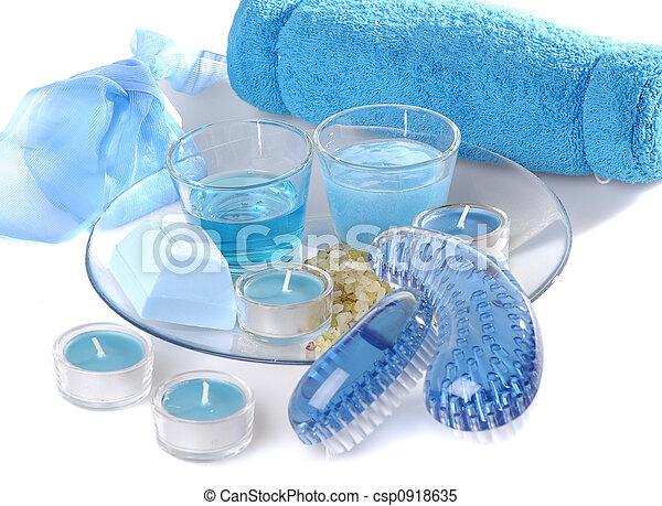 blue spa - csp0918635