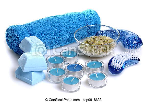 blue spa - csp0918633