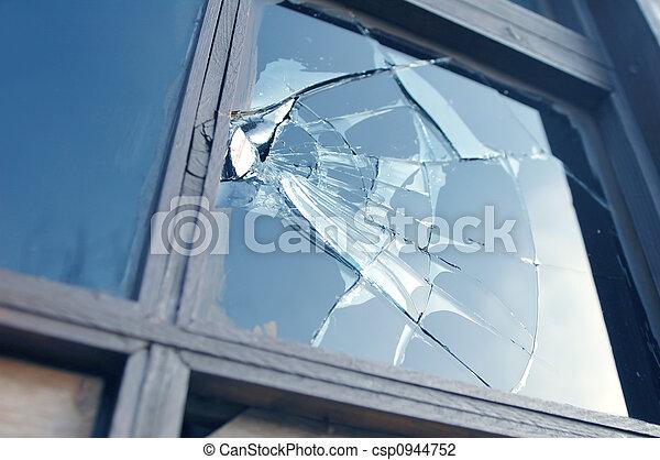 broken window - csp0944752
