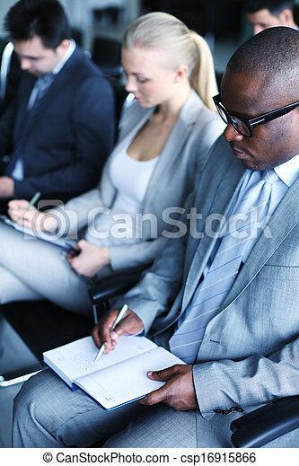 Business education - csp16915866
