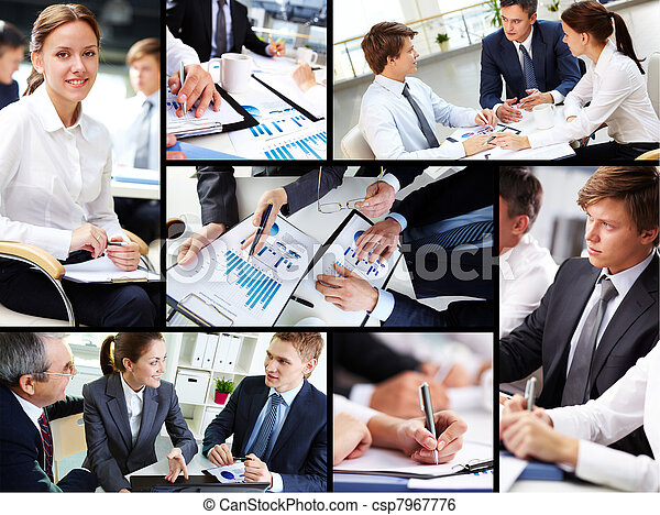 Business occupation - csp7967776