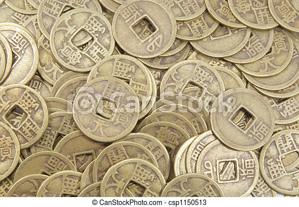 Chinese Coins - csp1150513