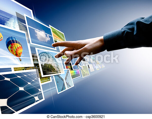 choosing from images stream - csp3600921
