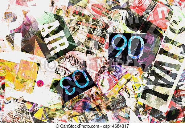 collage - csp14684317