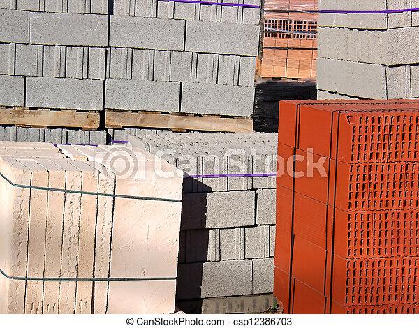 Construction Material - csp12386703