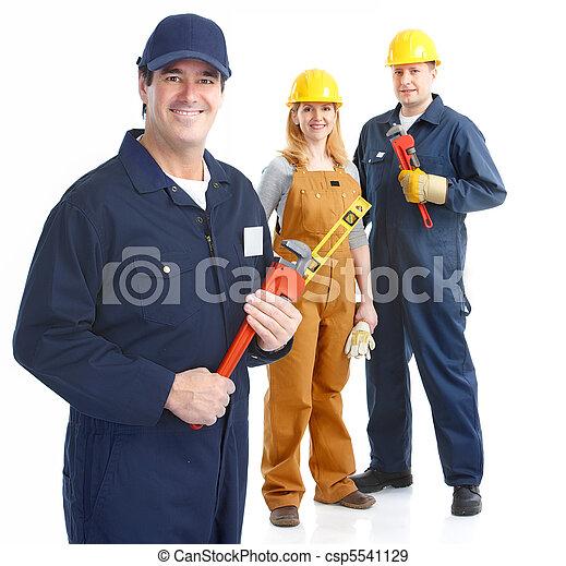 contractors - csp5541129