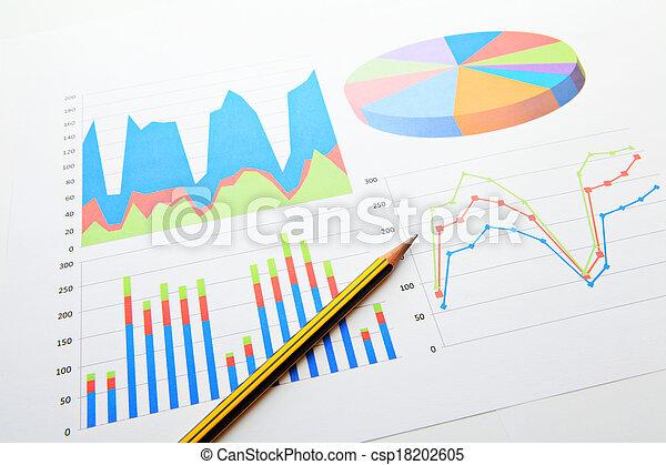 Data analysis chart and graphs - csp18202605