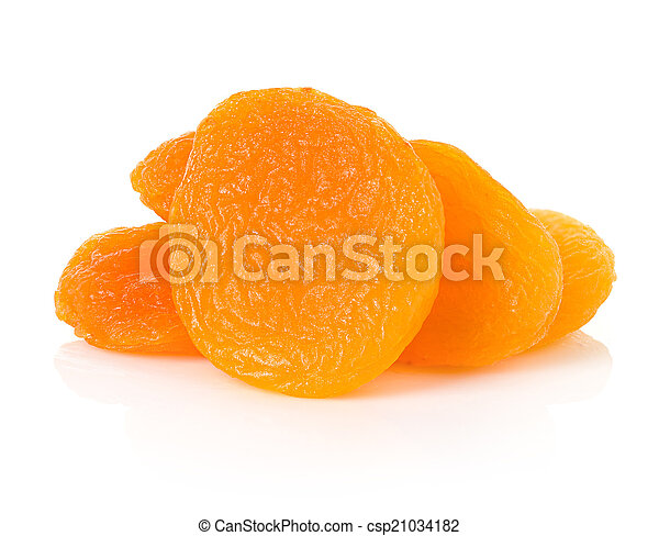 dried apricots - csp21034182
