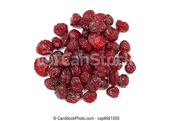 Dried cranberries - csp6921505