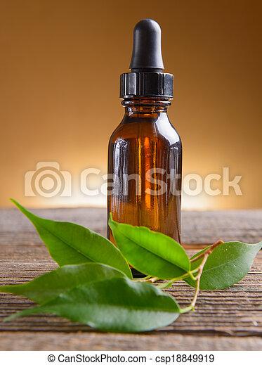 Essential oil - csp18849919