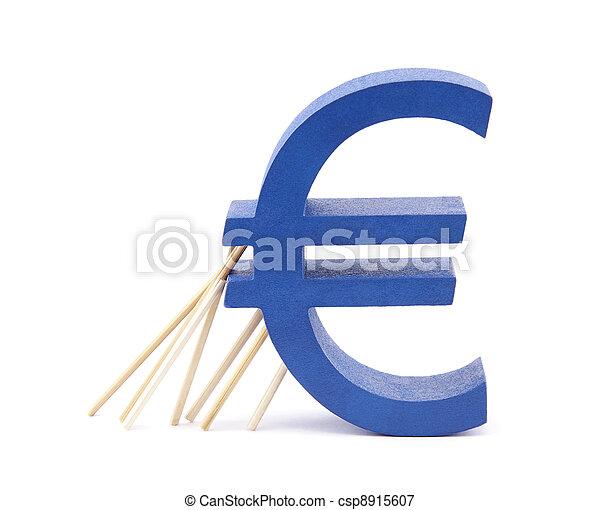 Eurozone crisis - csp8915607