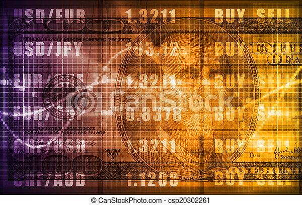 Forex Market - csp20302261