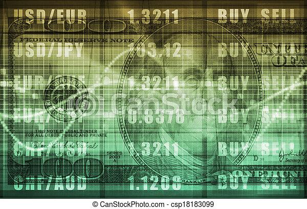Forex Market - csp18183099