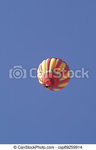 Hot Air Balloons - csp89259914