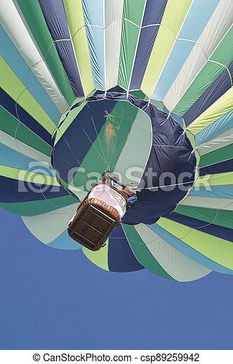Hot Air Balloons - csp89259942