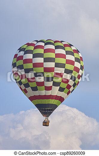 Hot Air Balloons - csp89260009