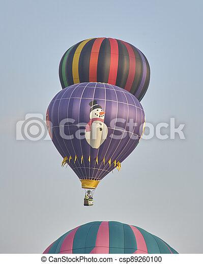 Hot Air Balloons - csp89260100