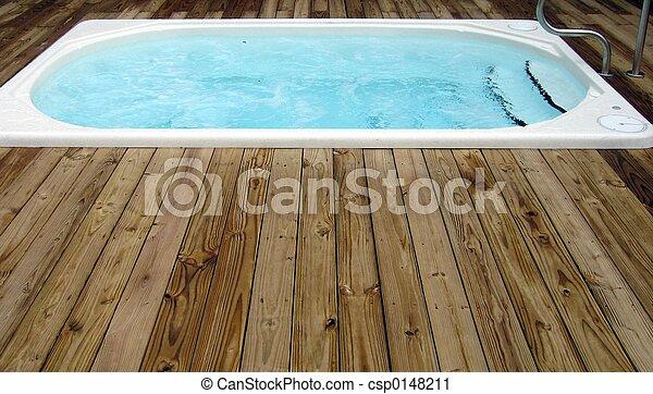Hot tub - csp0148211