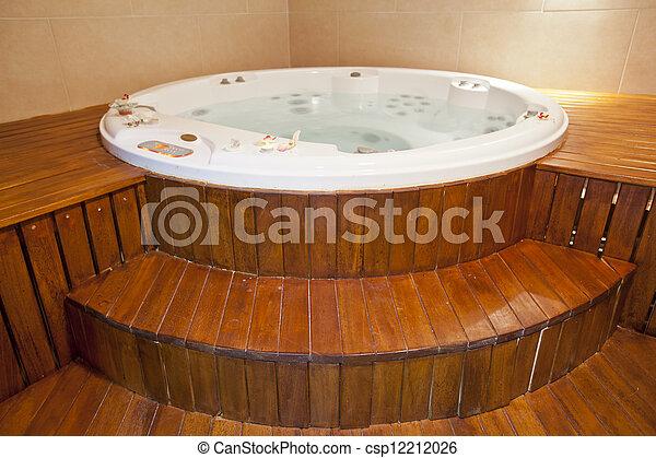 Hot tub - csp12212026