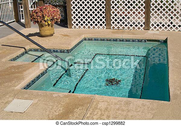 Hot Tub - csp1299882