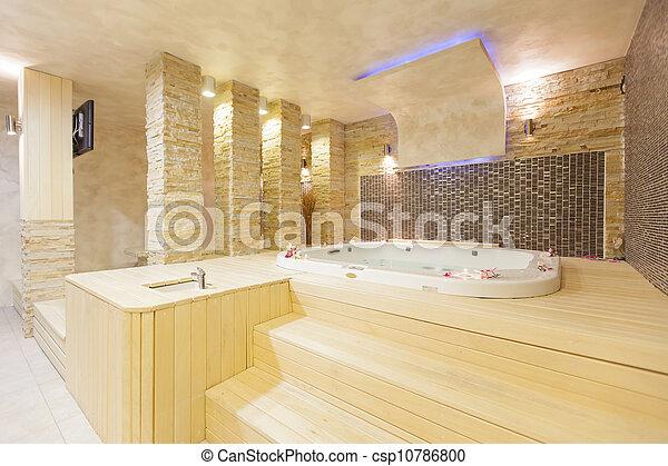 Hot tub - csp10786800