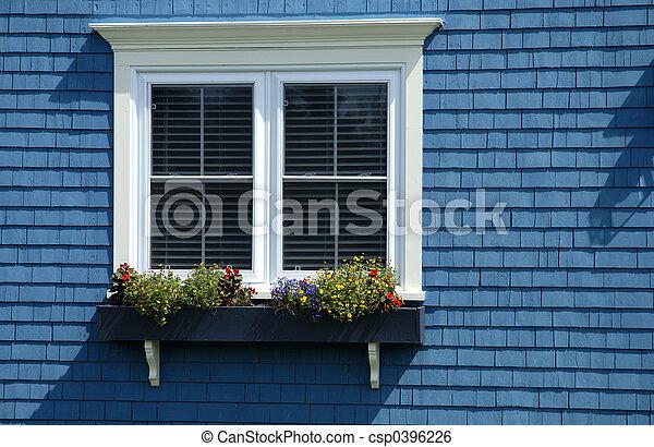 House Window - csp0396226