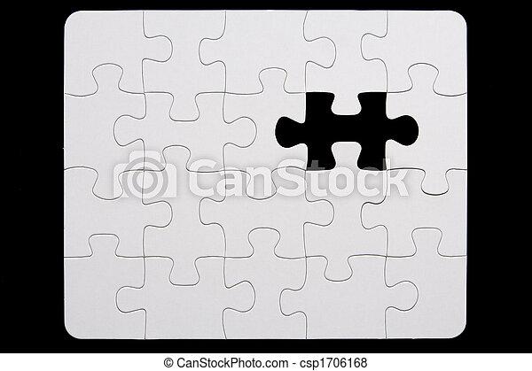 Incomplete Puzzle - csp1706168