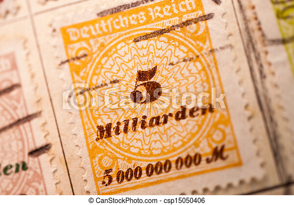 Inflation Stamp - csp15050406