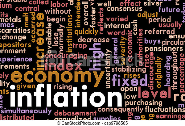 Inflation - csp9798505