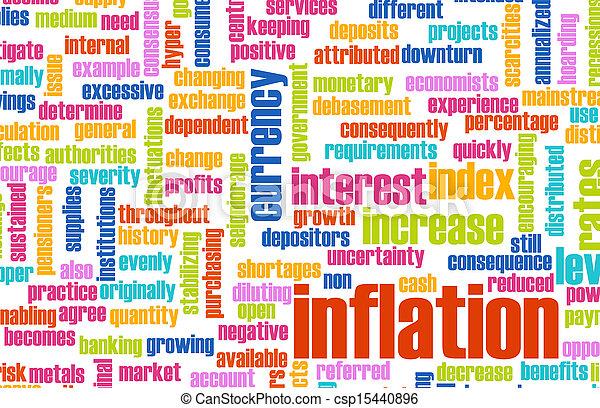 Inflation - csp15440896