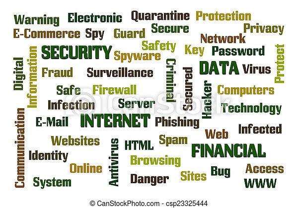 Internet Security - csp23325444