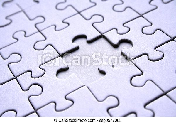 Jigsaw pattern - csp0577065