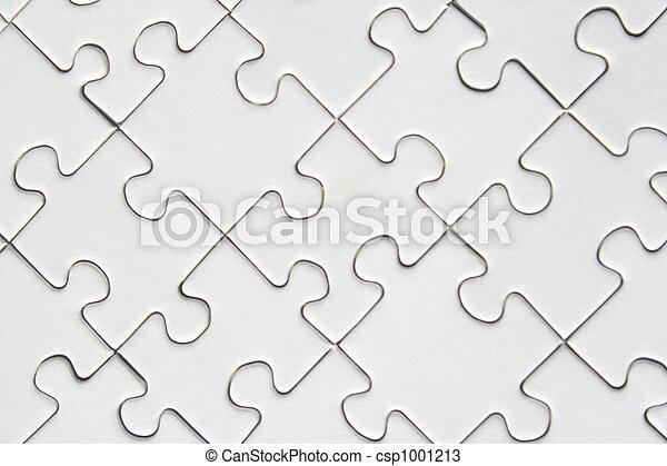 Jigsaw pattern - csp1001213