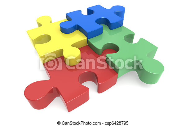 jigsaw Puzzle - csp6428795