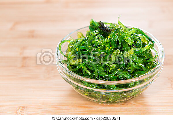 Kelp Salad - csp22830571