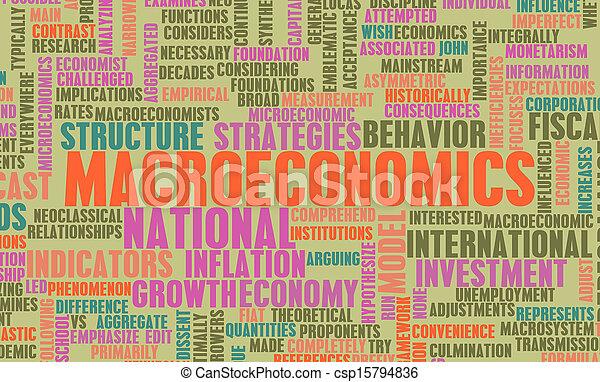 Macroeconomics - csp15794836