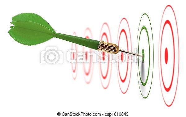 marketing and communication success concept - csp1610843