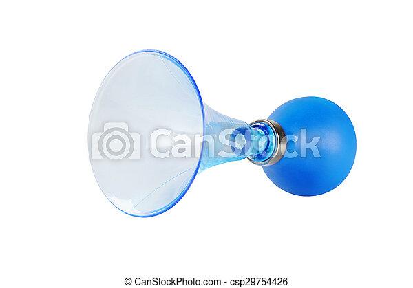 Plastic Air Horn - csp29754426