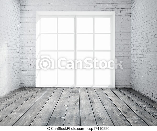 room with window - csp17410880