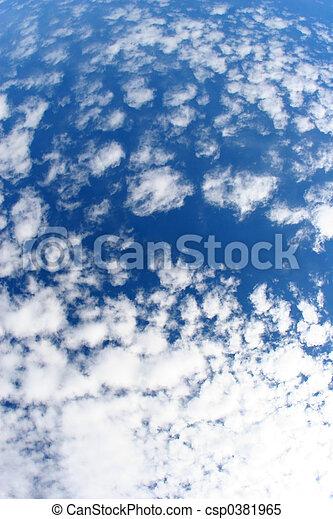 Sky background - csp0381965