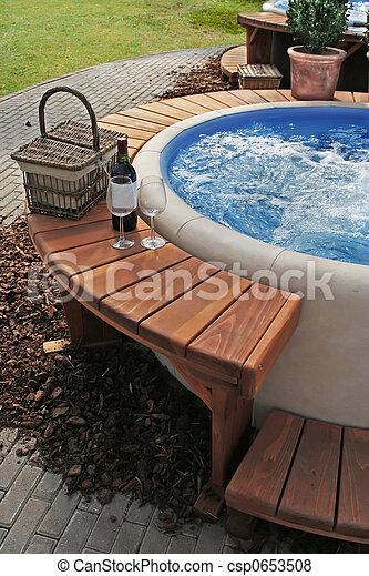 spa outside - csp0653508