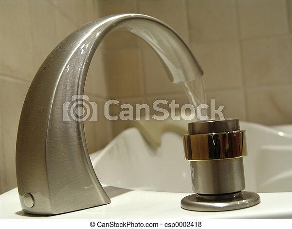 Tub Faucet - csp0002418