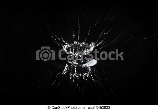 Water drop - csp13453833
