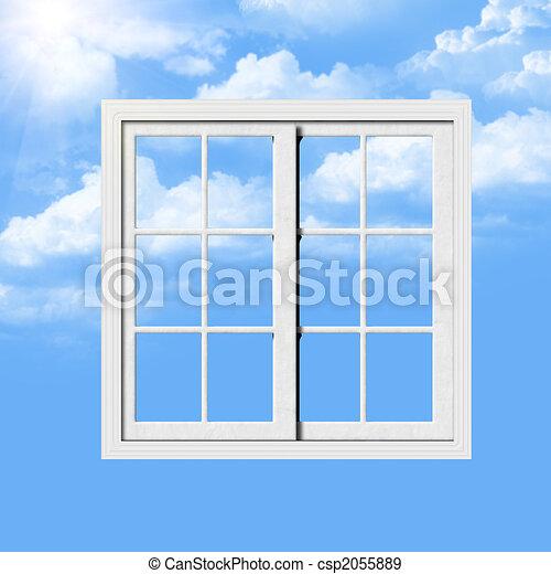 Window - csp2055889