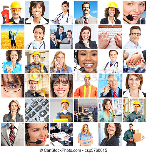 workers people - csp5768015