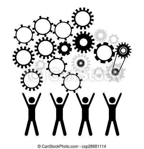 Workforce design - csp28681114